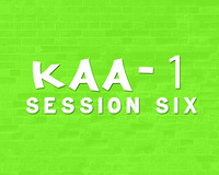 KAA1 Session 6