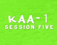 KAA1 Session 5