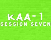 KAA1 Session 7