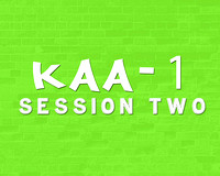KAA1 Session 2