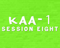 KAA1 Session 8