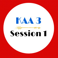 KAA3 Session 1